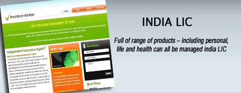 Inventus Solution- Web desiging Client, India Lic
